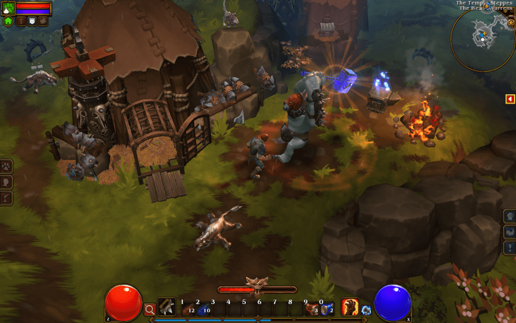 Torchlight 2 low-spec spil